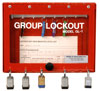 Group Lockout Box - Model GL-1